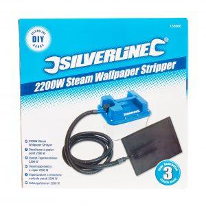 Silverline DIY 2200W Steam Wallpaper Stripper
