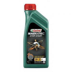 Castrol Magnatec MSS530 5W-30 A5 Fully Synthetic Engine Oil 1L
