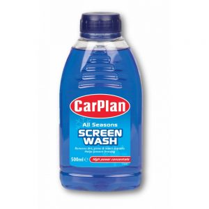 CarPlan 500ml All Seasons Concentrated Screenwash