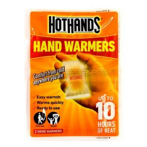 Hot Hands Hand Warmer Single Pack of 2