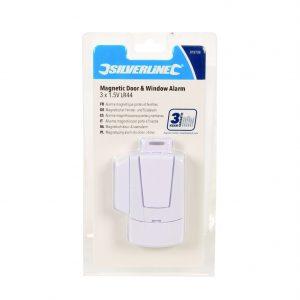 Silverline Magnetic Door & Window Alarm