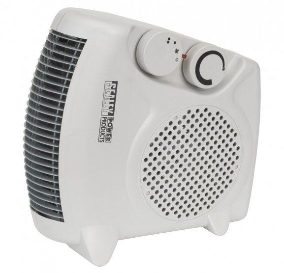 Sealey Fan Heater Recall
