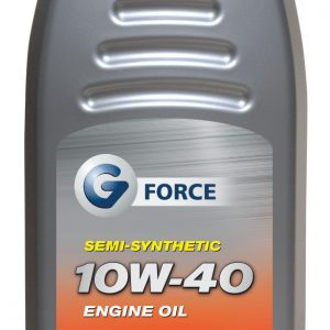 G-Force 10W-40 Semi Synthetic Engine Oil 1L
