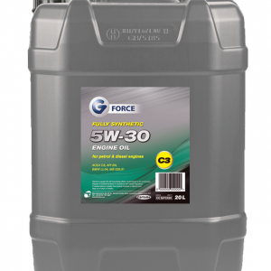 G-Force 5W-30 C3 Fully Synthetic Engine Oil 20L