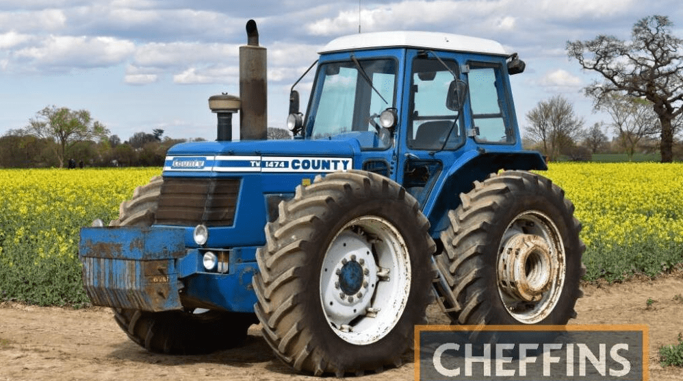 Is this now the most expensive 1983 County 1474 in the country?