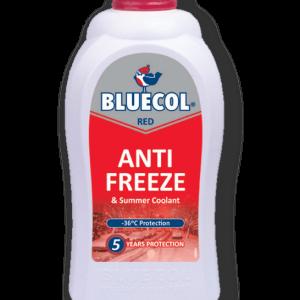 Bluecol 5 Year Red Antifreeze 1L