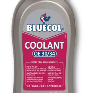 Bluecol Extended Life Coolant OE 30/34 1L