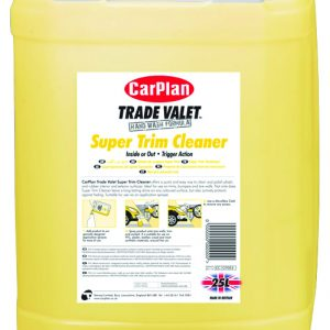 CarPlan Trade Valet – Super Trim 25L