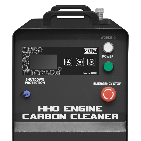 Sealey HHO Engine Carbon Cleaner 230V