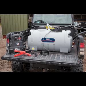 Sealey Portable Diesel Tank 100L 12V