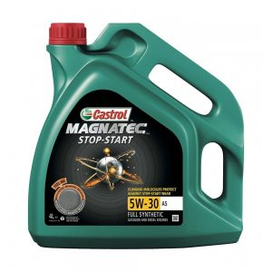 Castrol Magnatec MSS534 5W-30 A5 Fully Synthetic Engine Oil 4L