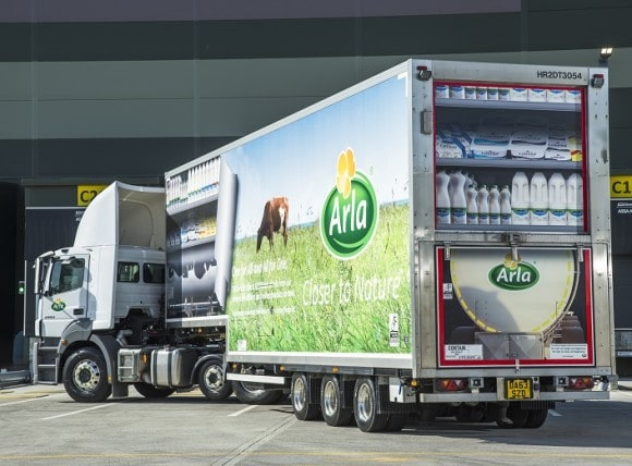 Dale Farm signs supply deal with Arla Foods for the first time