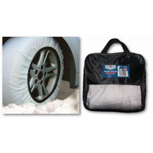 Bluecol Medium Snow Tyre Sock
