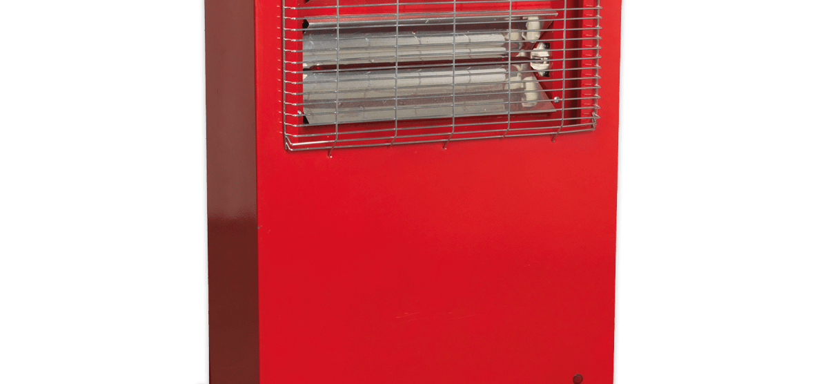 Sealey Infrared Cabinet Heaters Recall