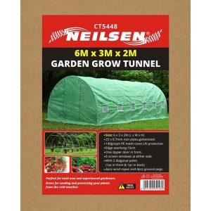 Neilsen Garden Grow Tunnel 6m x 3m x 2m
