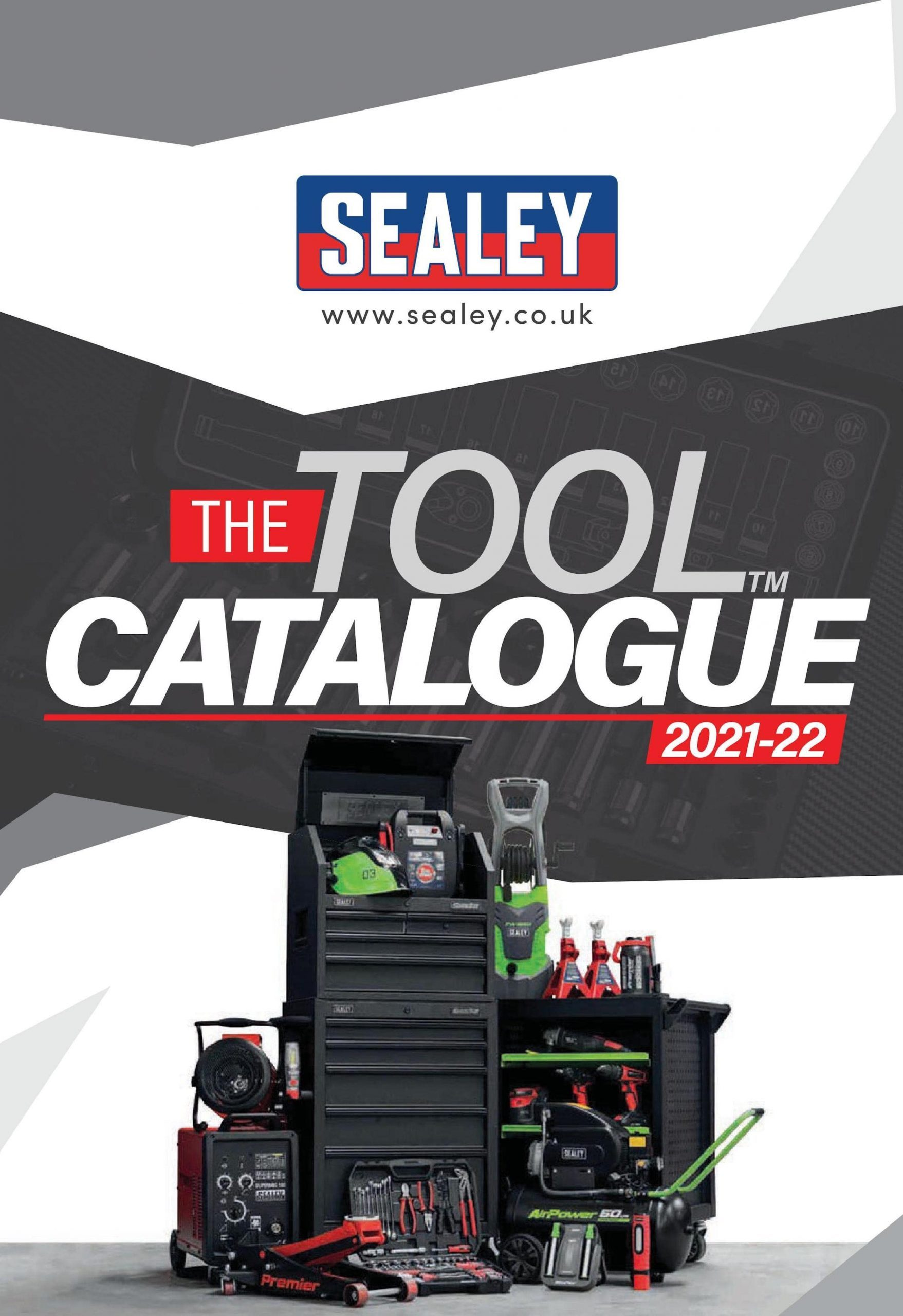 Sealey Catalogues
